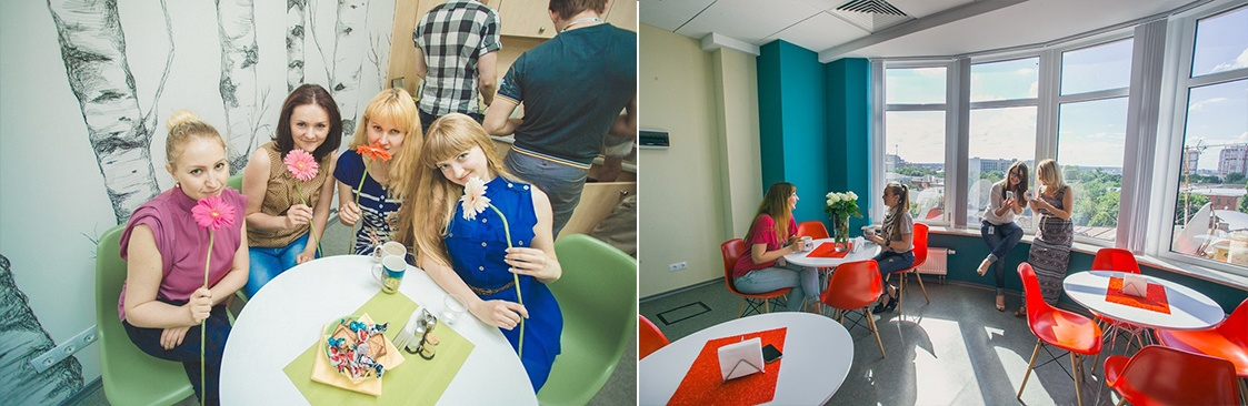 Офис NIX Solutions: работаем, учимся и отдыхаем в Харькове - 14