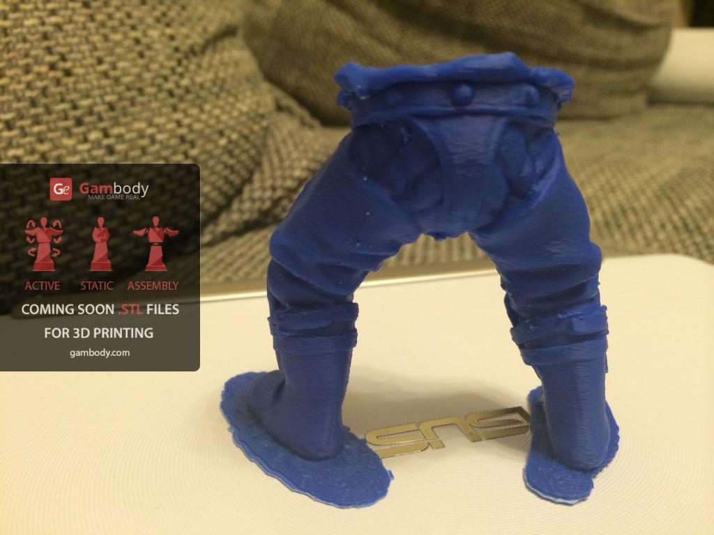3D принтер VS Axe (Dota2) Ч.2 - 13