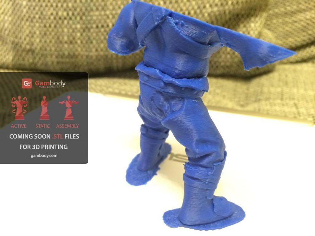 3D принтер VS Axe (Dota2) Ч.2 - 23