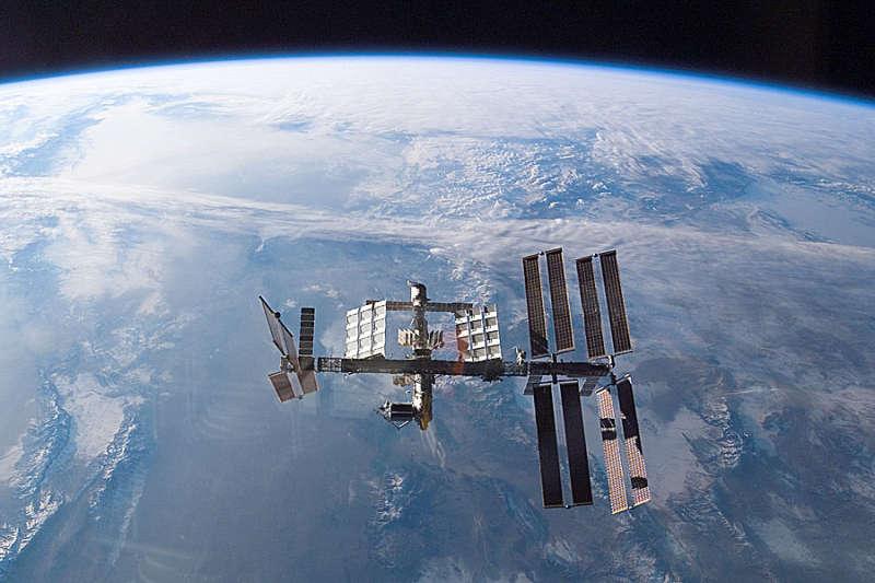 5 часов подлета «Союза» к МКС — в полутораминутном видео на YouTube - 1