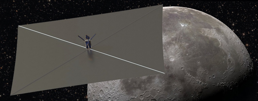 NASA готовит рой микроспутников к Луне - 8