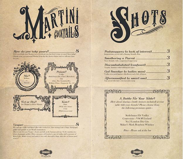 Как рестораны создают меню: 4 дизайн-техники - 5