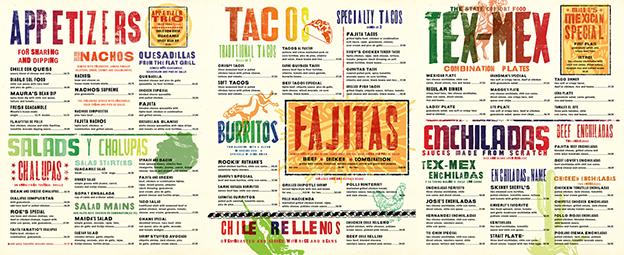 Как рестораны создают меню: 4 дизайн-техники - 6