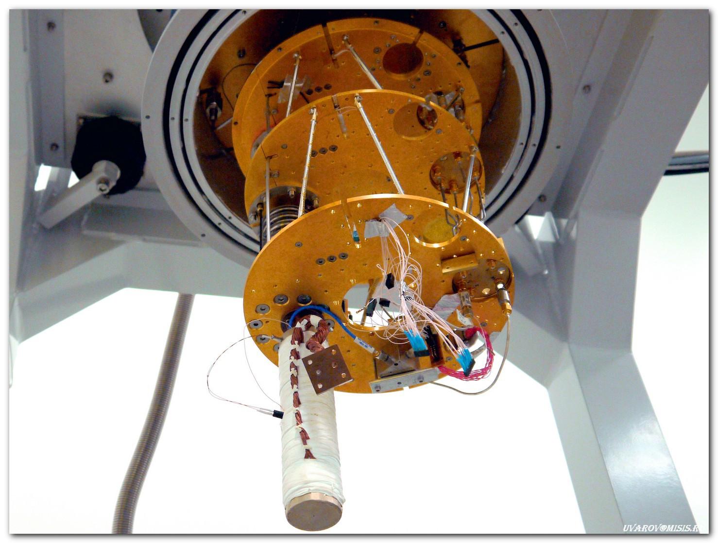 Лаборатории НИТУ «МИСиС»: от разделения наночастиц магнетита до создания квантового компьютера - 21