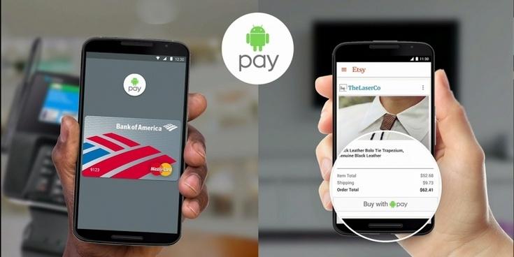 Смартфон LG Nexus 5 нового поколения будет поддерживать Android Pay