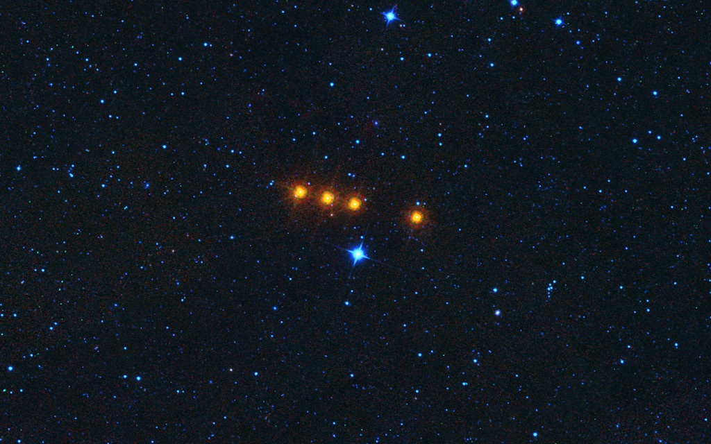 Самые яркие снимки космоса за неделю - 4