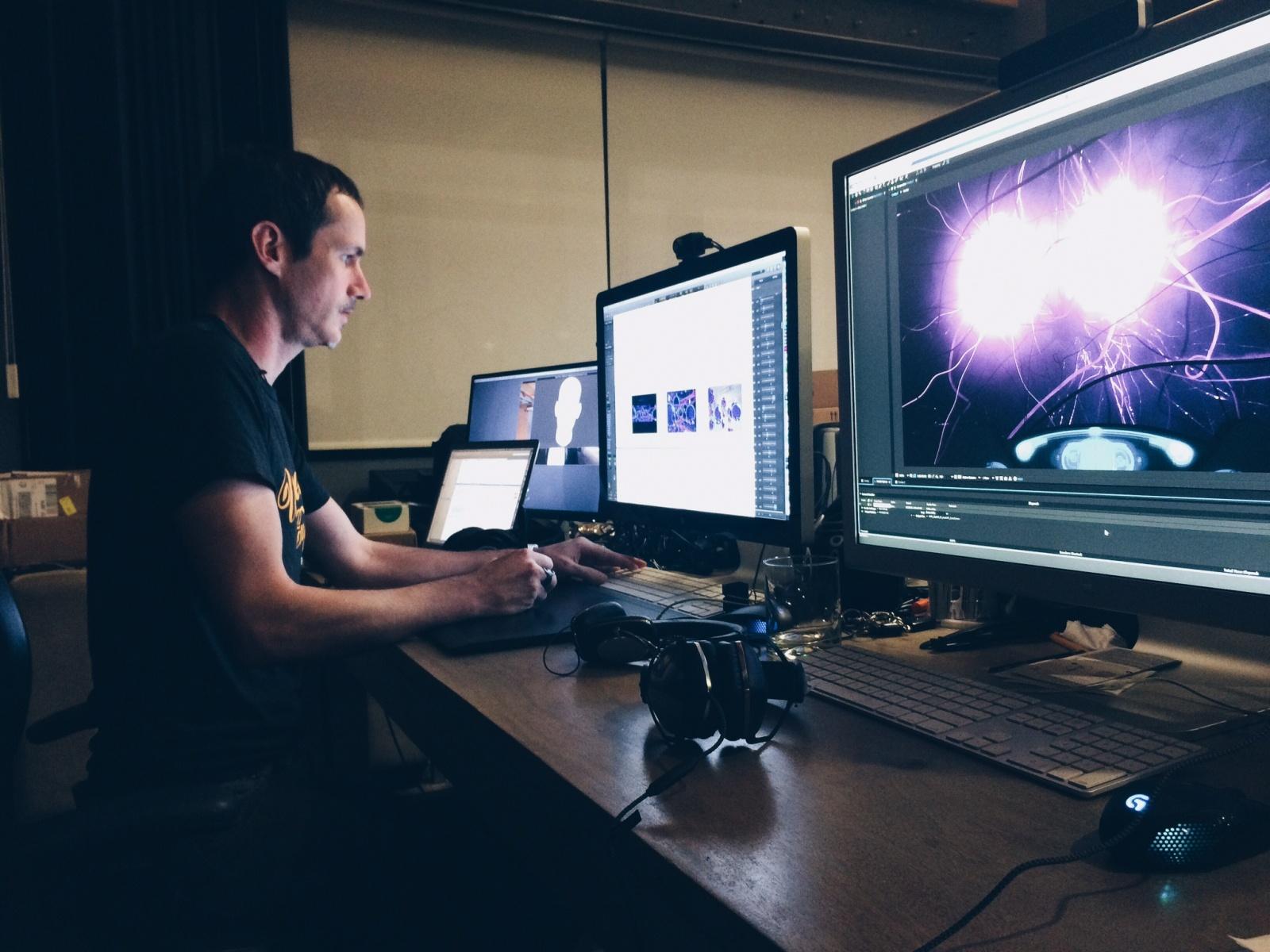 Neuro VR: наблюдаем за работой мозга музыканта при помощи Oculus Rift - 2