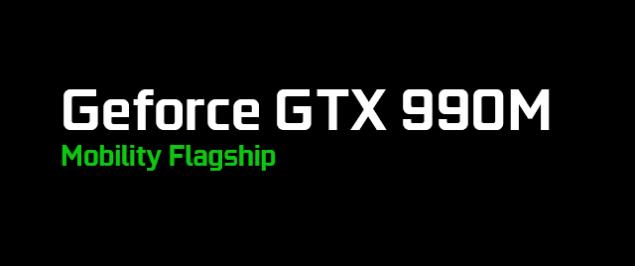 Новая мобильная видеокарта Nvidia может получить имя GTX 990M и GTX 980