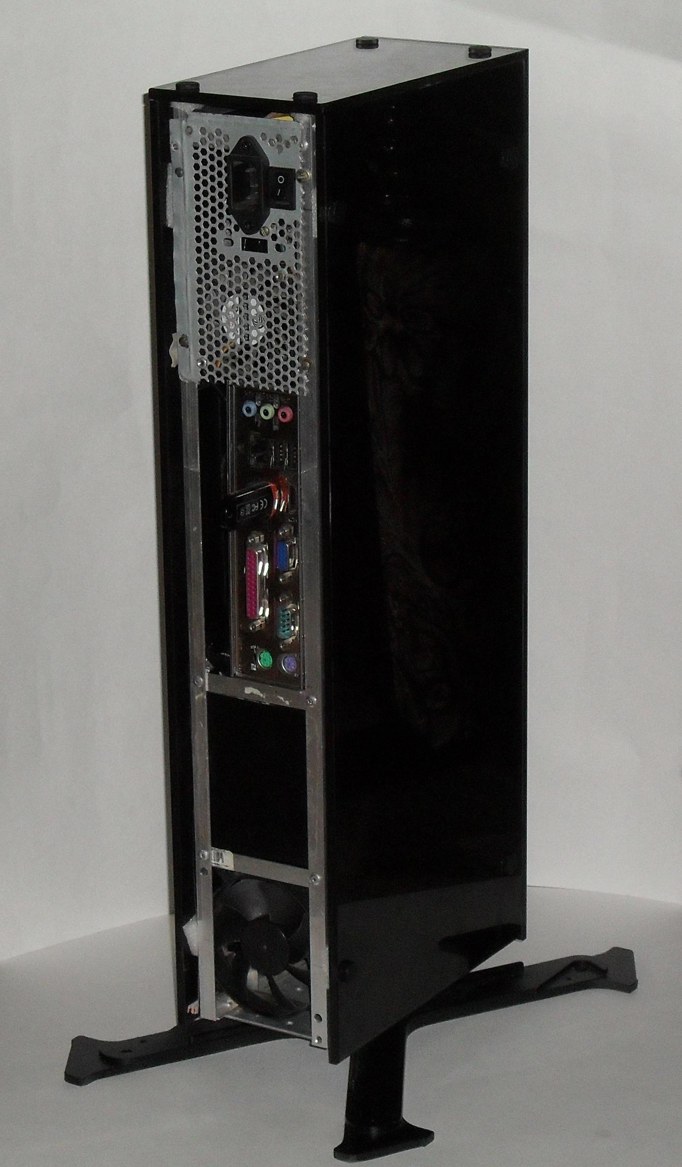 Еще один сервер из подручных средств с претензией на красоту - 40