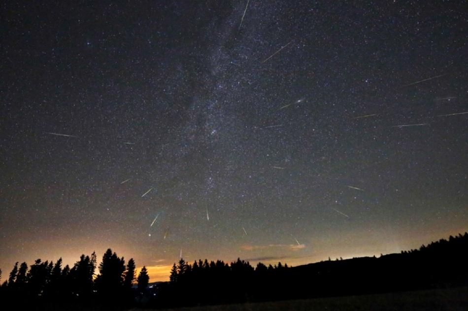 Интрига Персеид или астроосень-2015 - 2