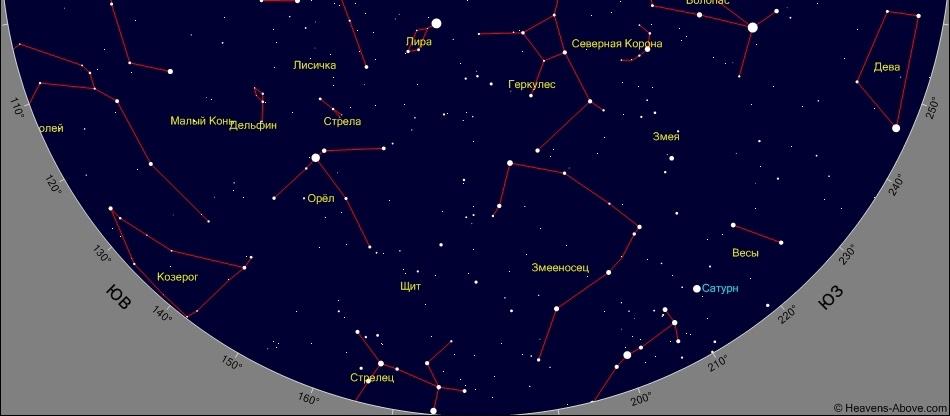 Интрига Персеид или астроосень-2015 - 6