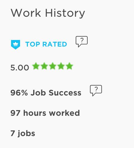 Как мы начали работать на Upwork (личный опыт) - 2