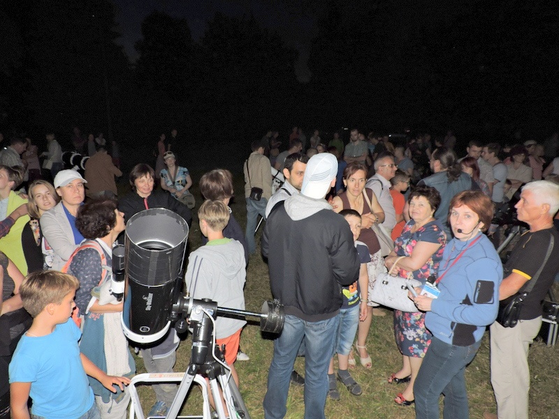 Персеиды: репортаж из Пущинской радиоастрономической обсерватории - 10