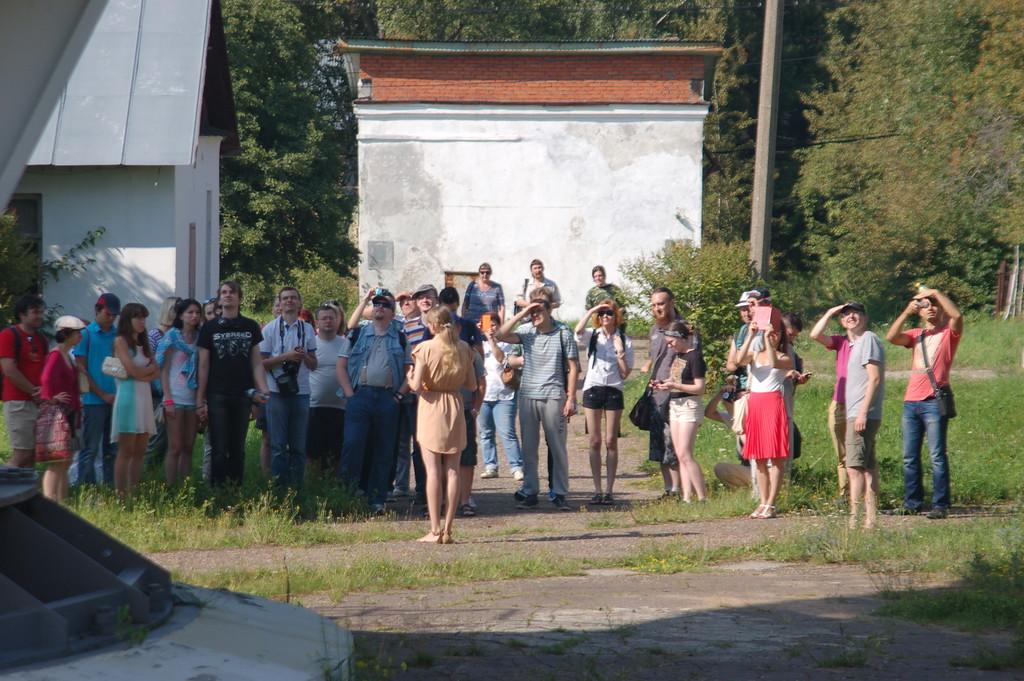 Персеиды: репортаж из Пущинской радиоастрономической обсерватории - 5