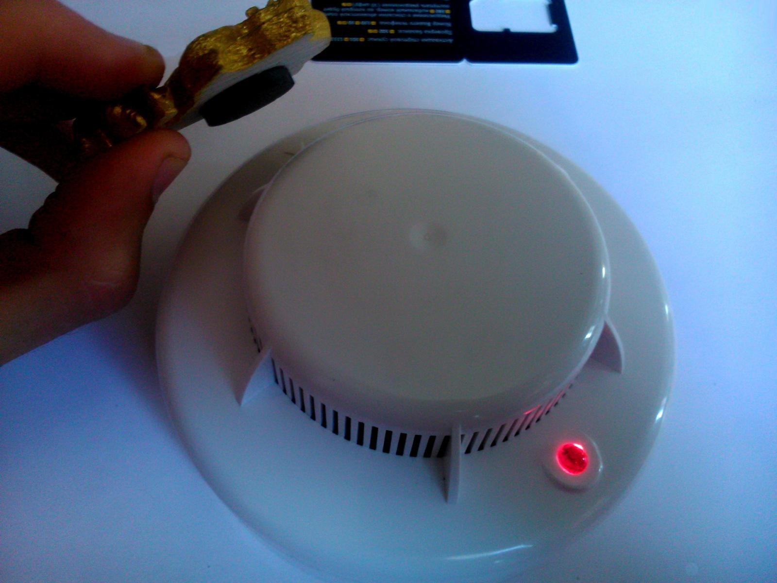 Пожарная сигнализация с GSM: когда звонок на самом деле пугает - 14