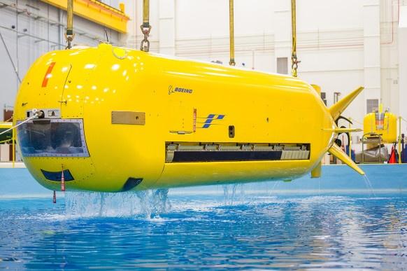 Автономная подлодка от Boeing может погружаться на глубину до 6 км - 1