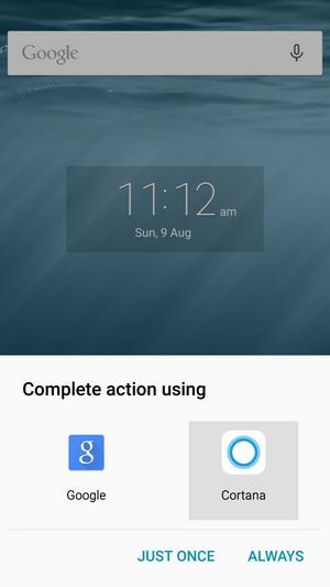 Стоит добавить, что пока что интеграция Cortana не является полной