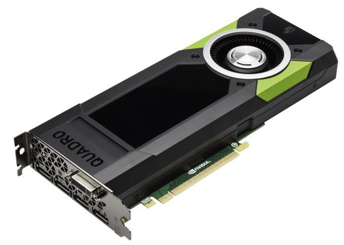 Ускорители Nvidia Quadro M5000 и M4000 основаны на GPU GM204