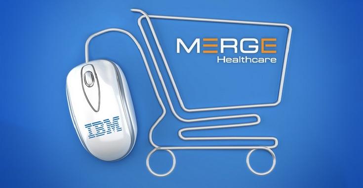 За 1 млрд долларов Merge Healthcare переходит под крыло IBM
