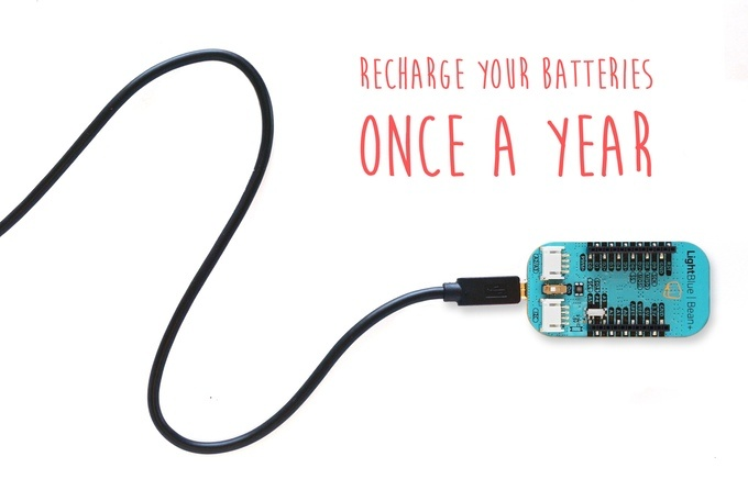 LightBlue Bean+: Bluetooth Arduino для эпохи мобильных устройств - 5