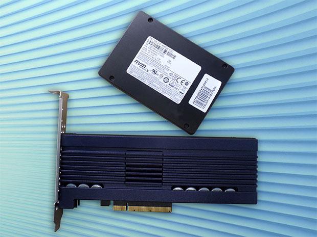 Samsung выпустила новые модели SSD со скоростью чтения 5,5 ГБ-с - 1