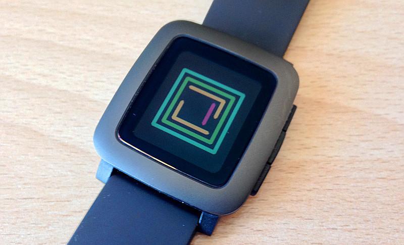 Необычные способы отображения времени для Pebble Time - 1