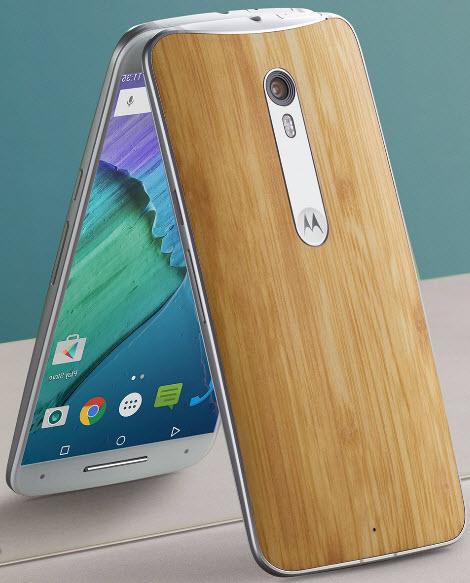 Теперь мы знаем точную дату появления смартфона на территории Северной Америки, где он будет продаваться под названием Moto X Pure Edition