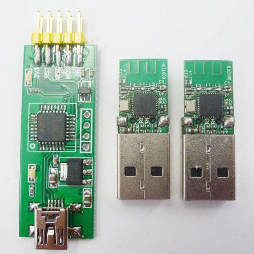 Работаем с USB стеком nRF24LU1+. Часть 1 - 1