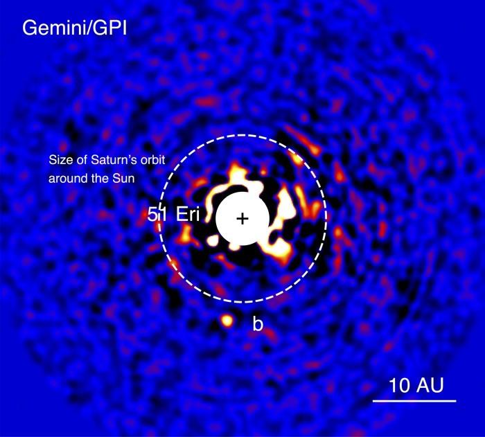 Астрономы нашли юного двоюродного брата Юпитера - 2