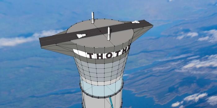 Канадская компания запатентовала космический лифт - 2
