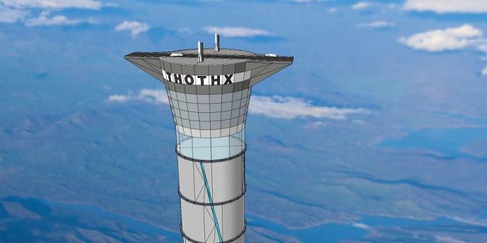 Канадская компания запатентовала космический лифт - 3