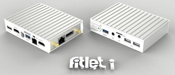 Compulab Fitlet-iA10