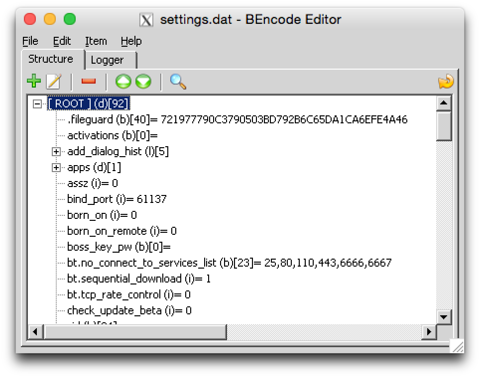 Последовательное скачивание в uTorrent для Mac OS - 5