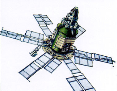 Советская орбитальная хитрость - 14