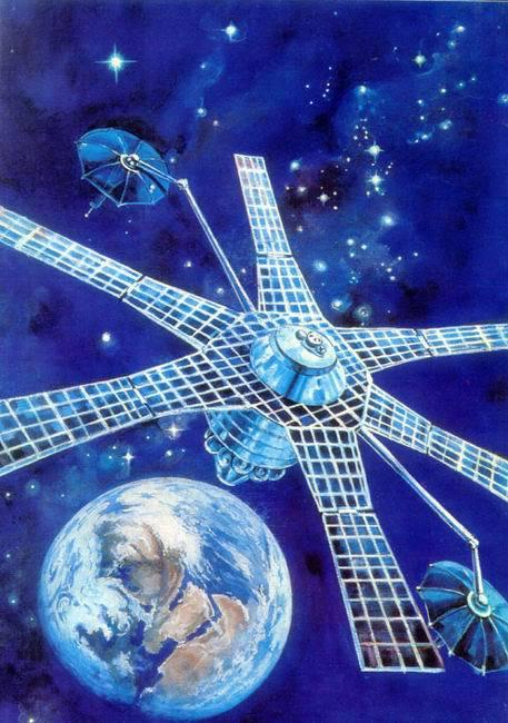 Советская орбитальная хитрость - 1