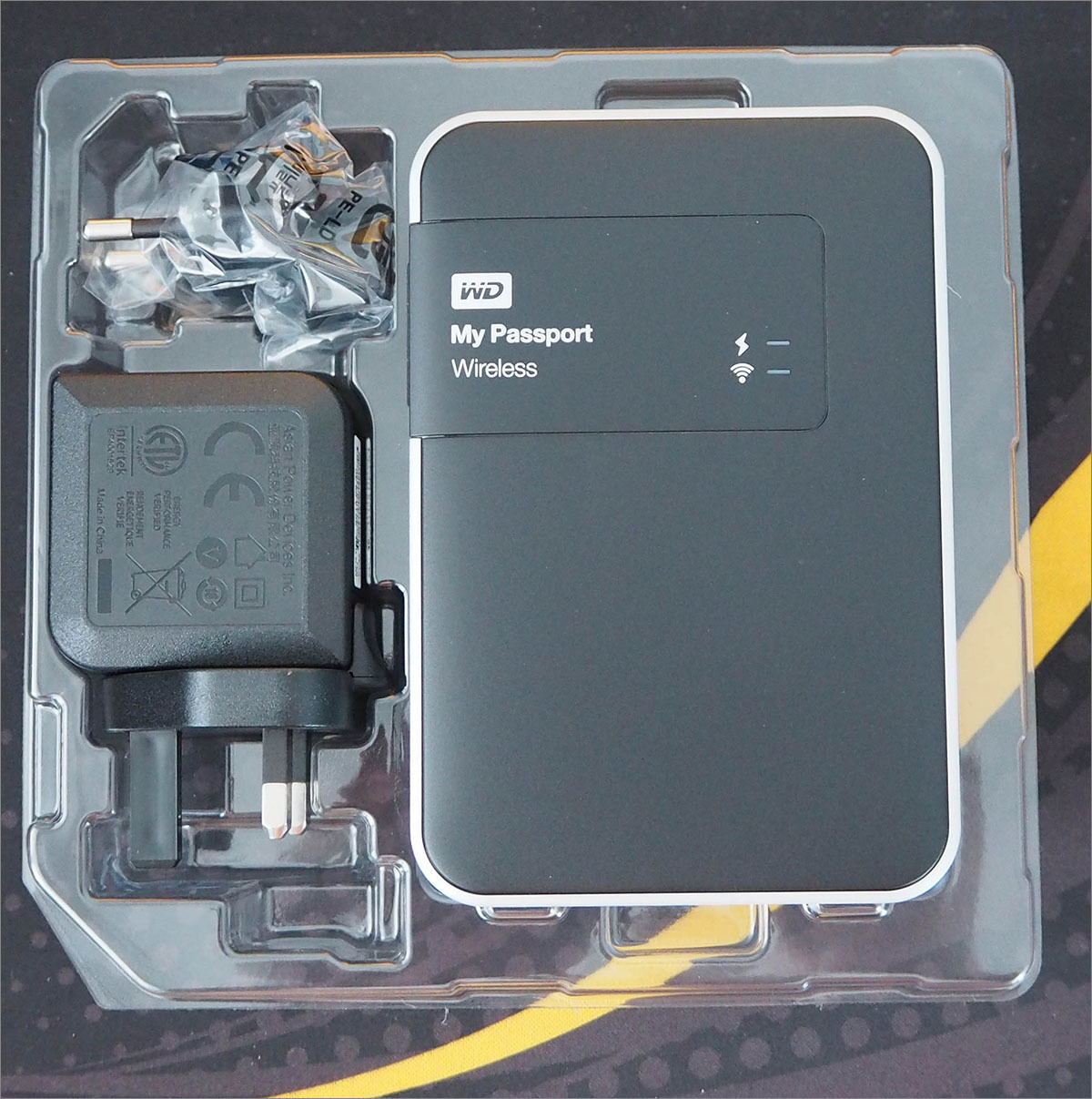 Тестирование беспроводного жесткого диска Western Digital My Passport Wireless 1 Tb - 3