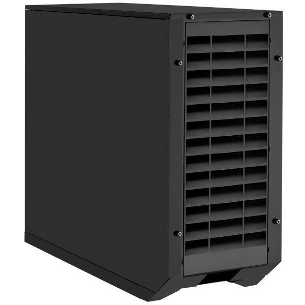 В компьютерном корпусе SilverStone Mammoth MM01 установлен фильтр HEPA