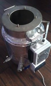 Использование гибких силиконовых нагревателей при работе с густыми жидкостями - 1
