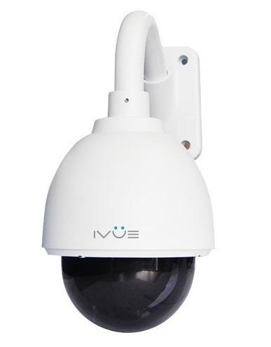 Обзор IVUE IV8513PZ — наружная поворотная IP камера с оптическим зумом - 10