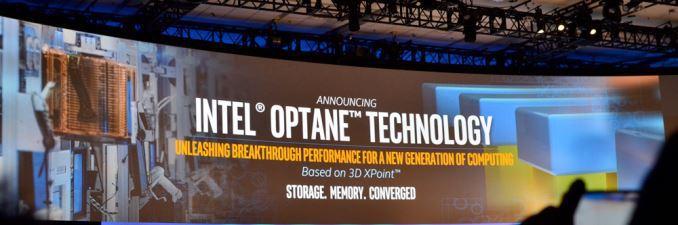 Intel Optane: новый бренд для революционной памяти 3D XPoint - 1