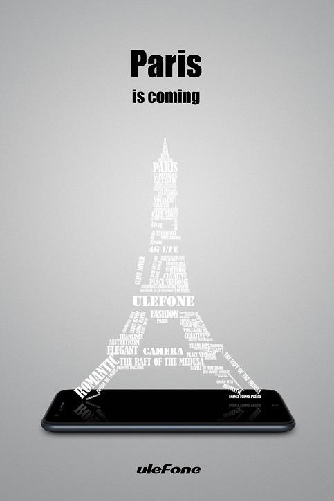 Цена смартфона Ulefone Paris станет известна на следующей неделе