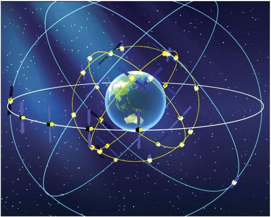 Навигационные спутники системы Beidou начали автономную работу - 1