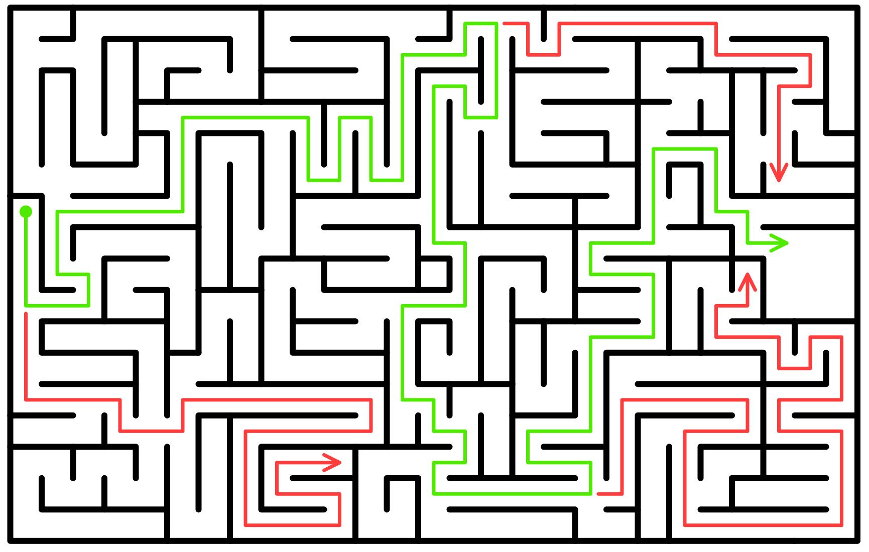 Открытка-лабиринт. Подарок, который невозможно открыть, не разгадав головоломку - 9