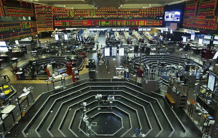 Пора закрываться: Истории со знаменитых биржевых площадок Чикаго - 1