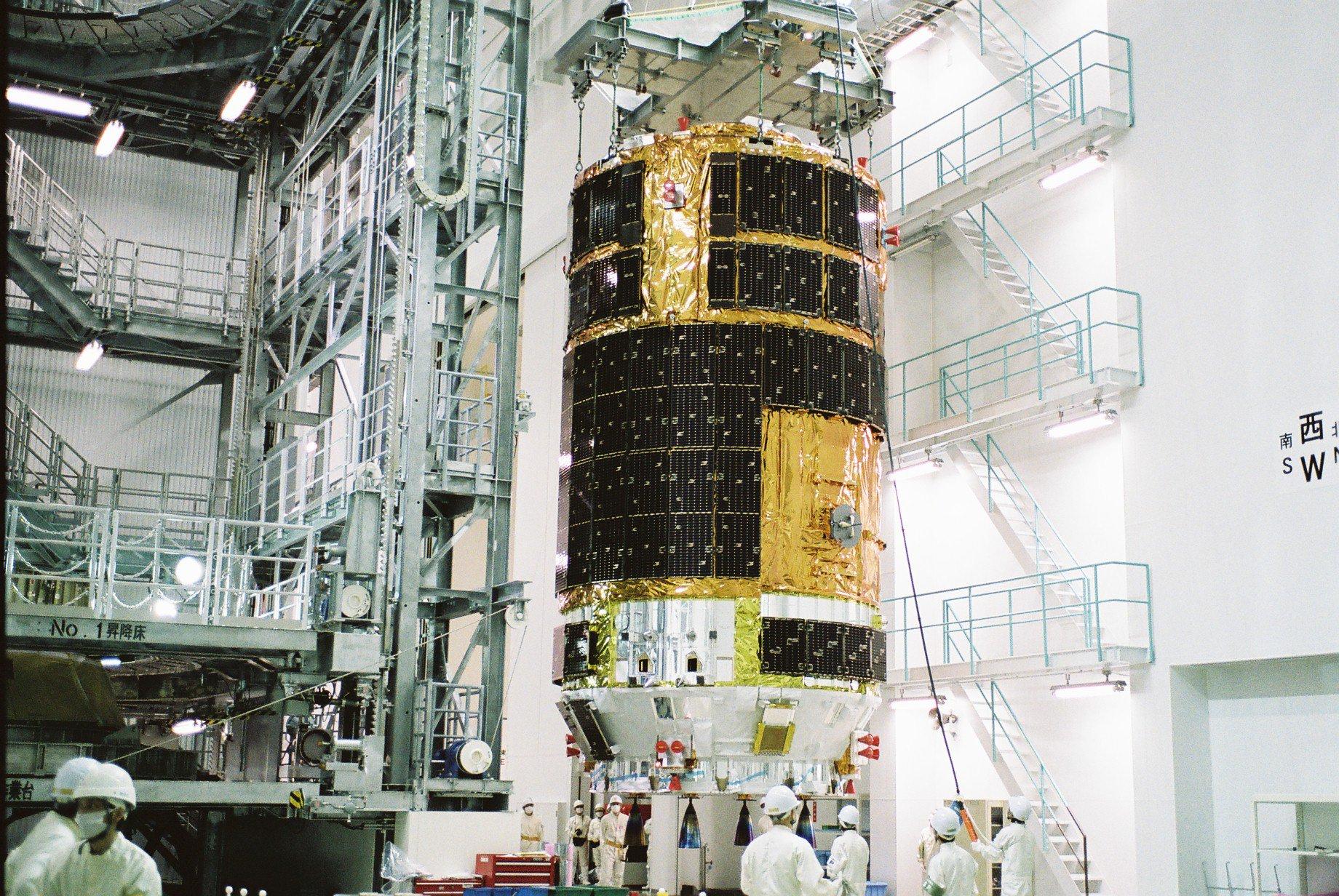 [Старт успешен] Где посмотреть запуск HTV-5 - 1