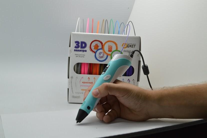 «3D палитра» наведет порядок на рабочем столе владельца 3D ручки - 5