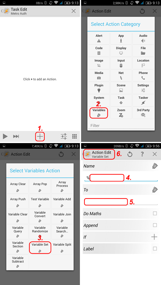 Автоматическая аутентификация Android-устройства в Wi-Fi Московского Метро - 2