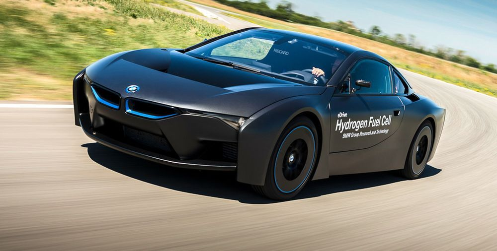 Будущее BMW: вода в цилиндрах и торпеда в салоне - 1
