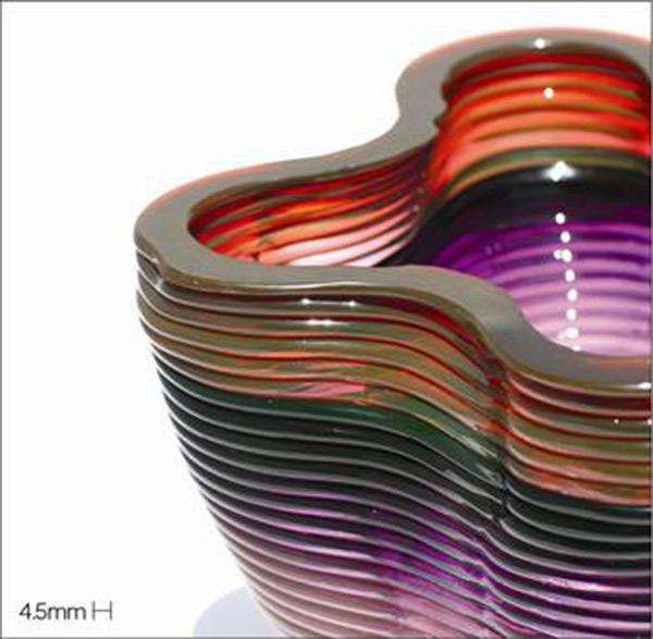 3D-принтер печатает раскалённым стеклом - 1