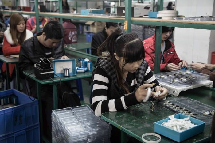 Город Шэньчжэнь производит 90% бытовой электроники в мире - 4